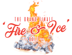 The Cambridge Roar's Grand Finale Fire & Ice Ball