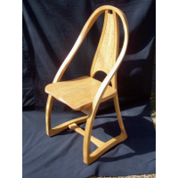 Adrian Parfitt chair (square)