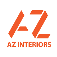 AZ Interiors logo (square)