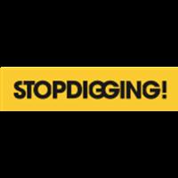 Stop Digging logo (square)